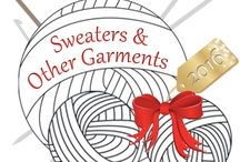 Sweaters & Other Garments: 2016 Ravelry Gift-A-Long / 2016 Ravelry Gift-A-Long: SWEATERS & OTHER GARMENTS. Your favorite Indie Designers bring you the fourth annual Indie Design Gift-A-Long. Join one of our KAL/CALs Nov 22-Dec 31 for crafty fun and a chance to win prizes. On your mark…get set…GIFT!!