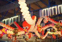 Athens Holiday Park 2013 / Οι μεγαλύτερες υπερκατασκευές μπαλονιών που φτιάχτηκαν ποτέ στην Ελλάδα!!!