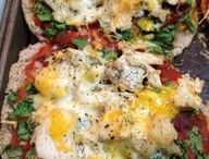 Foods and recipes / Healthy diets / by Michelle Thammavongsa