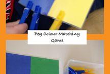 colours kindergarten