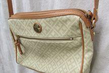 Handbag Pocketbook Purse ~ new used vintage & designer bags for Sale / handbags  / by Rho Marc