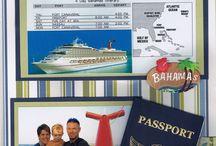 Scrapbook cruise