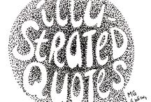 Illustrated Quotes / Selfmade illustrations of quotes. More info www.facebook.com/illustatedquotes/