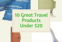Travel Product Tips / Travel product & gadget tips