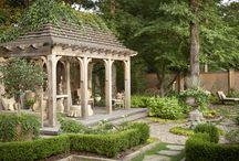 Pergolas and shade structures