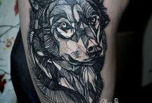 Inšpirácie na tetovanie