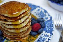 Weekend breakfasts