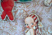 Kewpie Christmas