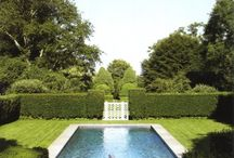 A Secret Garden / All things garden and outdoors / by Alicia Ware