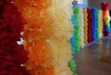 Rainbow - Handmade Events by Dorana