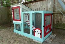 Busters crib