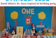 Dr. Seuss party  / by Chris Wright
