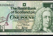 Банкноты и монеты / о деньгах