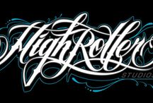Tattoo writing