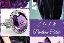 Ultra Violet Color of The Year 2018
