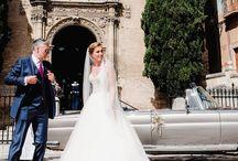 Weddings in Granada,Spain.