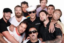 Jackass / Cast,Movies,TV Show,Videos / by Audrey Mitchell