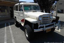 Willys Wagon