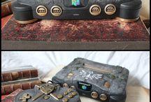 Custom Consoles & Game Storage