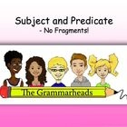 Subject/Predicate / by Heidi Hooper