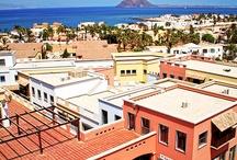 Corralejo - Fuerteventura / All day life in Corralejo