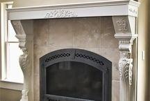 Stunning Fireplaces
