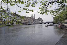 Zurich Switzerland / old town Zurich, architecture, travel tips