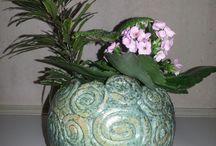 Kreatives aus Ton / töpfern, Keramik
