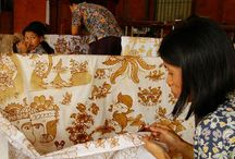Bali handicraft and art works / Handicraft and art works that we can find in Bali