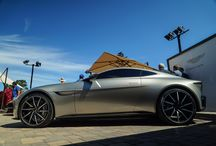 ASTON MARTIN DB10 / The luxury automaker plans to auction off one Aston Martin DB10 next year, but the car doesn't have the necessary road certifications for driving.