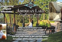 Beautiful places on base / Places you can have a special occasion! / by JBLM Family and MWR