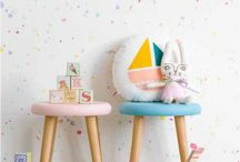 Babys room / Ideas of decorations and arrangements for my daughter's room