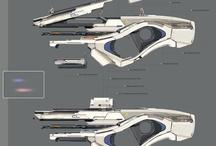 concept art - weapon