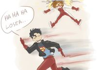 Super & Flash