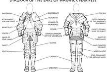 armaduras y protecciones
