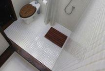 Badkamer kantoor