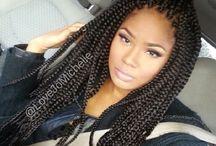 hair and fashon <3