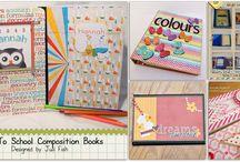 Emma's school books