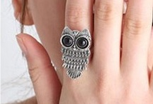 Obsessed with Owls  / by Jeanette Sunday