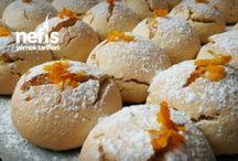 Tarifler - kurabiye