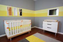 baby boys nursery ideas / by Danielle Herr