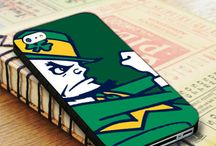 iPhone 4 | 4S / Notre Dame Fighting Irish Phone Case This custom case provides full coverage to your iPhone 4 and iPhone 4S screen while still keeping your device ultra sleek and stylish.   Designed for the iPhone 4, and iPhone 4S cases Slim profile and lightweight Impact resistant, durable hard plastic (PC), and rubber (TPU) Access to all ports, controls & sensors Customize with images, designs, and text Finishing Glossy, and Matte