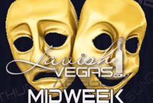 Las Vegas Shows / Pictures of the best shows in Vegas... Zarkana, Love, KA, O, le Reve, Absinthe, Jubilee, MJ The ONE, Blueman, Celine Dion