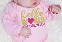 FAITHBABY.com CHRISTIAN APPREL / Cute and trendy Christian apparel for kids; including baby onesies, rompers, headbands, graphic tee and newborn baby gowns