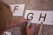 Tactile Learning - alphabet, reading and numbers