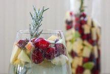 Summer food/cocktails
