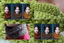 TRICOT SNOOD ENFANT