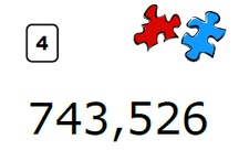 Place Value 3-4 / Place Value Compare #'s Rounding