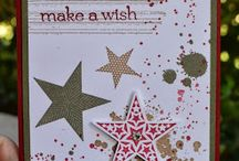 Stampin Up! Simply Stars, Star Punch