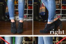 Jeans/botas